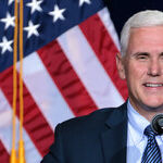 Mike Pence Ready for Presidential Broadway