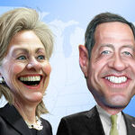 Democratic Candidates Promise More Government