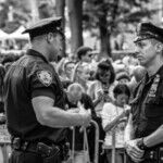 'Hateful Looks,' Threats and Our Police at Risk