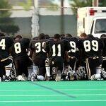 A Quarterback's Kneeling Protest