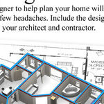 Involve an Interior Designer Early in Planning a New House