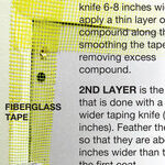 Apply Drywall Joint Tape and Compound Properly