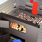 Build a Simple Brick Barbecue Without Mortar