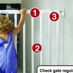 Install Child-Safe Gates, and Other Safety Tips