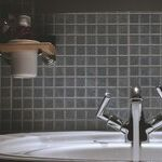 Tile a Kitchen Countertop Backsplash