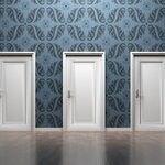 Shorten a Door Bottom Without Splintering