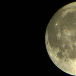 A Rare Christmas Full Moon