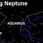 Finding Neptune After Dark