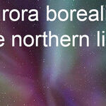 The Mystical Northern Lights
