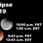 Watch the Total Lunar Eclipse!