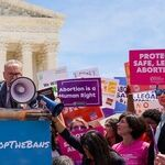 Chuck Schumer, the Supreme Court and an Abortion Menace
