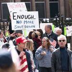 The Coronavirus Protesters' False Notions of Freedom