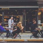 A Restaurant Rebound Is Not on the Table