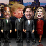 The Known -- and Unknown -- Unknowns in the Republican Race Ahead