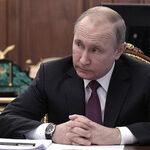 Vladimir Putin Seeks Power, Confronts Protests