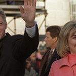 Hillary's Past Meets the Present