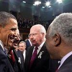 Obama Never Blamed for Bad Security
