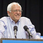 Many Democrats Happy to See Bernie Sanders on the Downward Slope