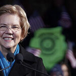 Something's Off About Elizabeth Warren
