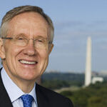 Harry Reid Calls Trump 'Amoral' -- and He Should Know