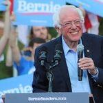Hillary Stuffs Bernie Into 'Basket of Deplorables'