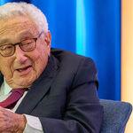 Kissinger's Call for a New World Order