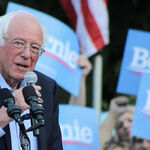 Corporate Crap That Doesn't Kill Bernie Just Makes Him Stronger