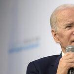 Biden's Left Feint