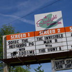 'Ghostbusters', Drive-ins and Marching Forward Together