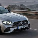 2021 Mercedes E 450