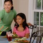 Son and Family Don't Bring Anything to Dinner