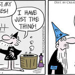 Wizard of Id for Mar 04, 2014