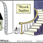 Wizard of Id for Mar 13, 2014