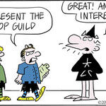 Wizard of Id for Apr 25, 2014