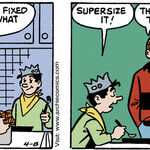 Archie for Apr 08, 2014