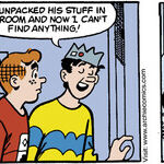 Archie for Apr 12, 2014