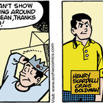 Archie for Apr 14, 2014