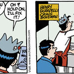 Archie for May 02, 2014