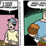 Archie for May 09, 2014