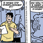 Archie for May 10, 2014