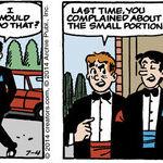Archie for Jul 04, 2014