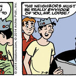 Archie for Jul 09, 2014