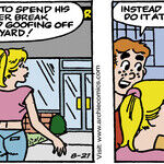 Archie for Aug 21, 2014