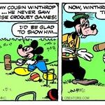 Mickey Mouse for Apr 17, 2014