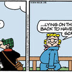 Andy Capp for Apr 22, 2014