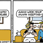 Andy Capp for Jul 08, 2014