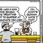 Andy Capp for Aug 13, 2014
