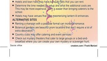 Spring Summer Fashion & Prom Facts 1