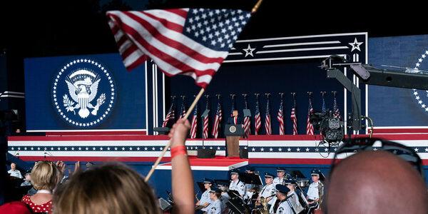 President Trump Emerges as Defender of the American Regime
