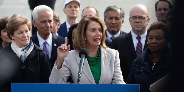 Trump Fuels a Tribal War in Nancy's House